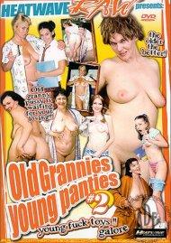 Old Grannies Young Panties #2 Porn Video