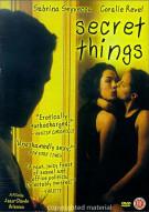 Secret Things Movie