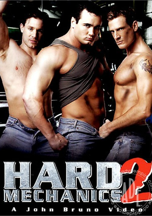 Hard Mechanics 2 Cover Front