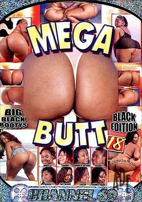 Think, mega butt 18 adult dvd