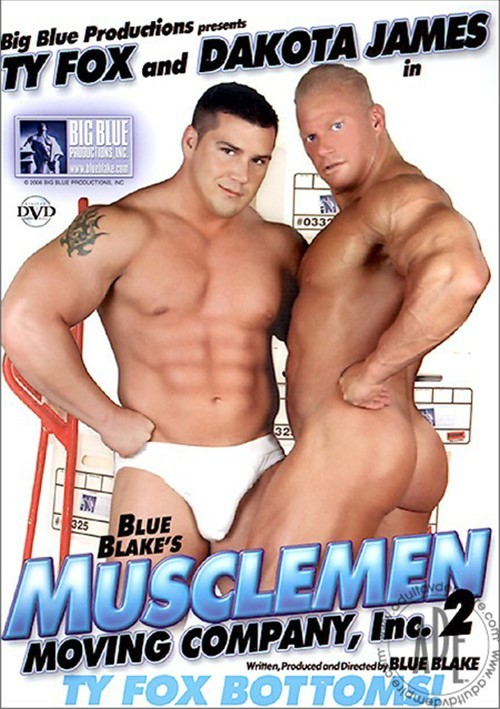 Gay musclemen Porr