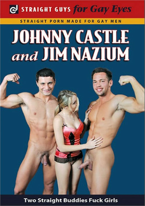 Johnny Castle and Jim Nazium