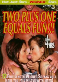 Two Plus One Equals Fun! Porn Video