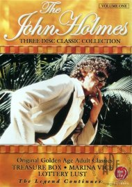 John Holmes: Three Disc Classic Collection, The