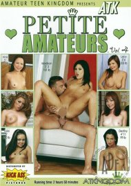 ATK Petite Amateurs Vol. 4 Porn Video