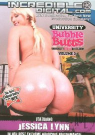University Bubble Butts Vol.3 Porn Movie