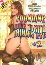 Pounding Her Tight Brown Eye #2 image