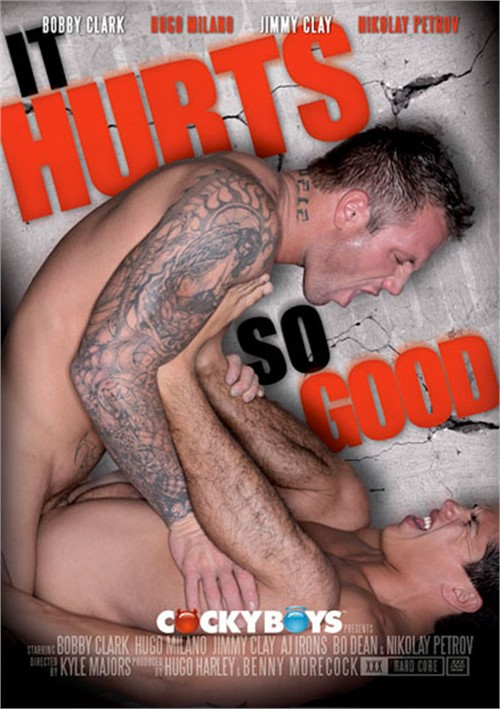 It Hurts So Good Boxcover