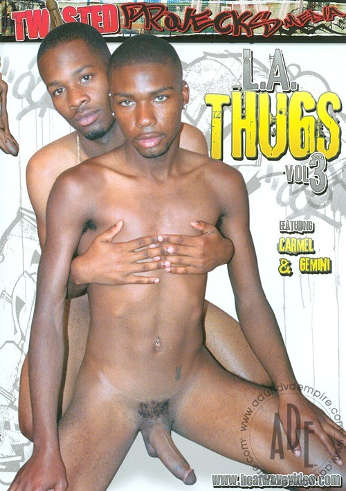 L.A. Thugs Vol. 3 Boxcover