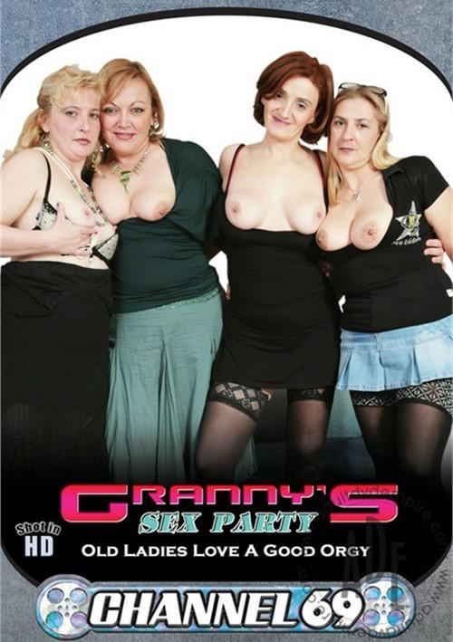 Grannys Sex Party