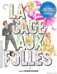 La Cage Aux Folles: The Criterion Collection Gay Cinema Movie