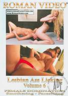 Lesbian Ass Licking Vol. 6 Porn Video