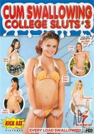 Cum Swallowing College Sluts #3