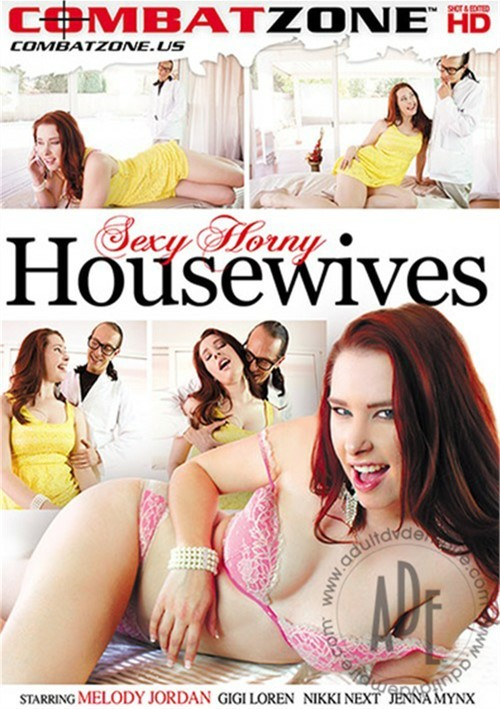 Sexy Horny Housewives