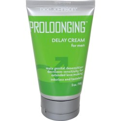 Prolonging Delay Cream For Men - 2oz.