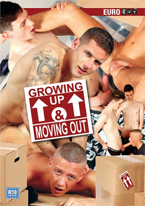 Growing Up & Moving Out Boxcover