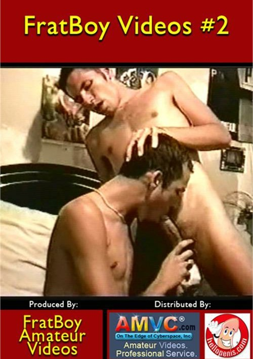 FratBoy Videos #2 Boxcover