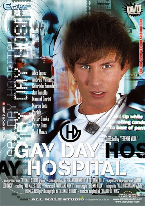 Gay Day Hospital Boxcover