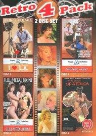 Retro 4 Pack Porn Movie