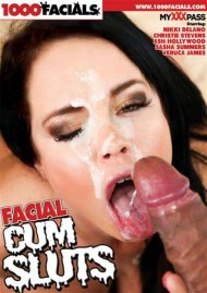 Facial Cum Sluts Porn Video