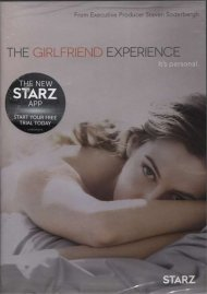 The Girlfriend Experience: Season One porn DVD from Starz / Anchor Bay.