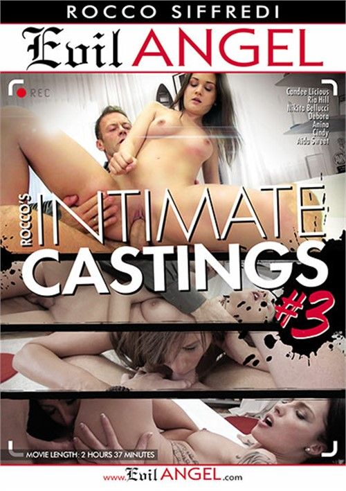 Rocco's Intimate Castings #3