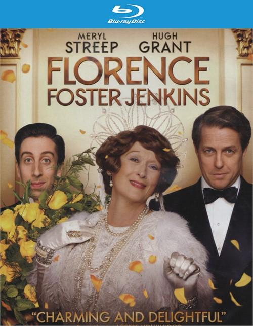 Florence Foster Jenkins (Blu-ray + DVD + UltraViolet) image