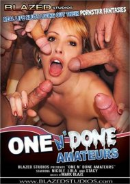 One N' Done Amateurs Porn Video