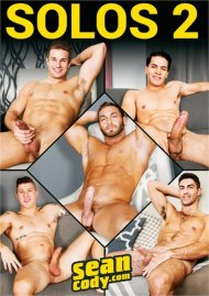 Solos 2 HD gay porn streaming video from Sean Cody.