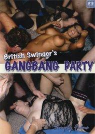 British Swingers Gangbang Party Porn Video