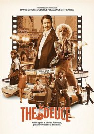 The Deuce: The Complete First Season porn DVD from HBO Home Video.