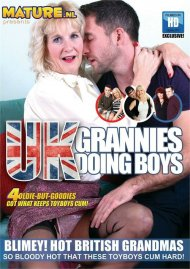 UK Grannies Doing Boys