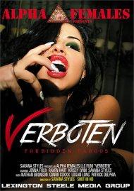 Buy Verboten: Forbidden Taboos