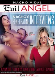 Nacho's Penetrating Interviews Porn Video