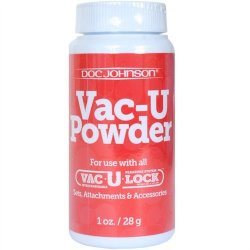 Vac-U-Powder Sex Toy
