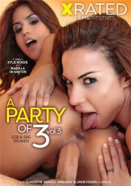Party Of 3 Vol. 3, A Porn Video