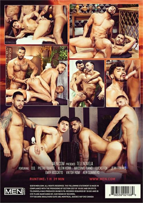 Telenovela Cover Back