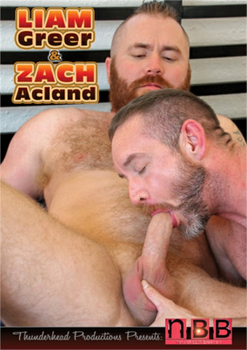 Liam Greer & Zach Acland Boxcover