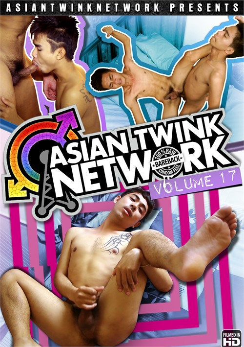 Asian Twink Network Vol. 17 Boxcover