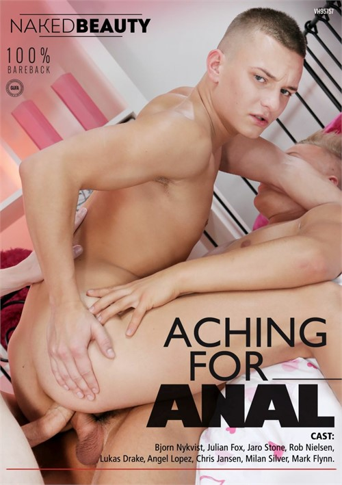 Aching for Anal Boxcover
