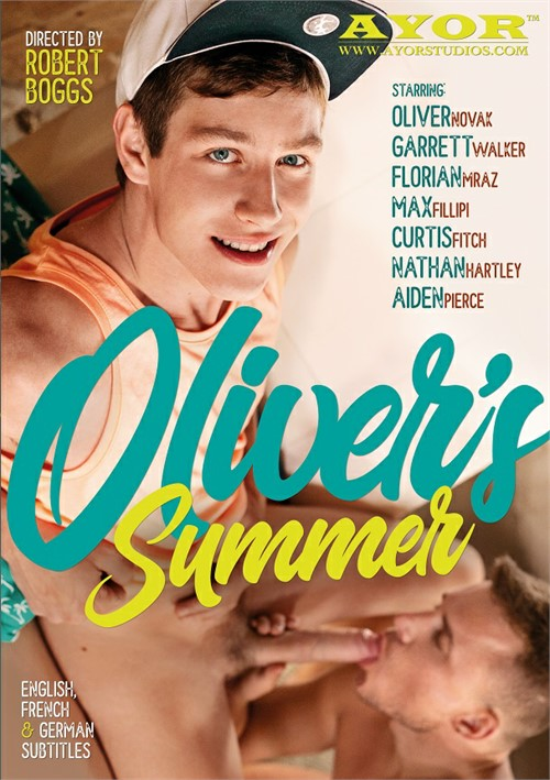 Oliver's Summer Boxcover