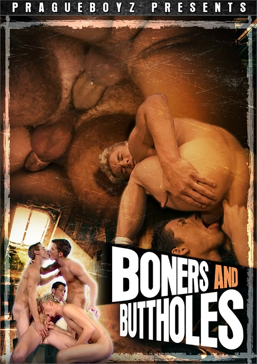 Boners and Buttholes Boxcover