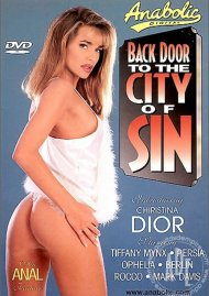 Back Door to the City of Sin  image