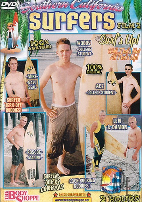 Southern California Surfers 2 Boxcover