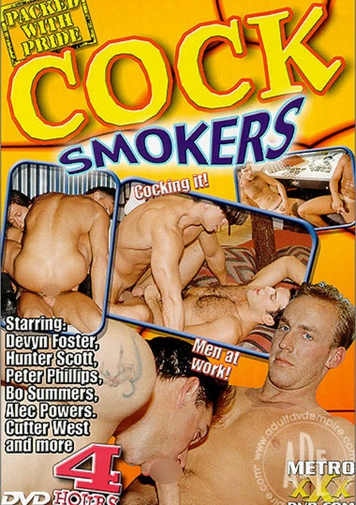 Cock Smokers Boxcover