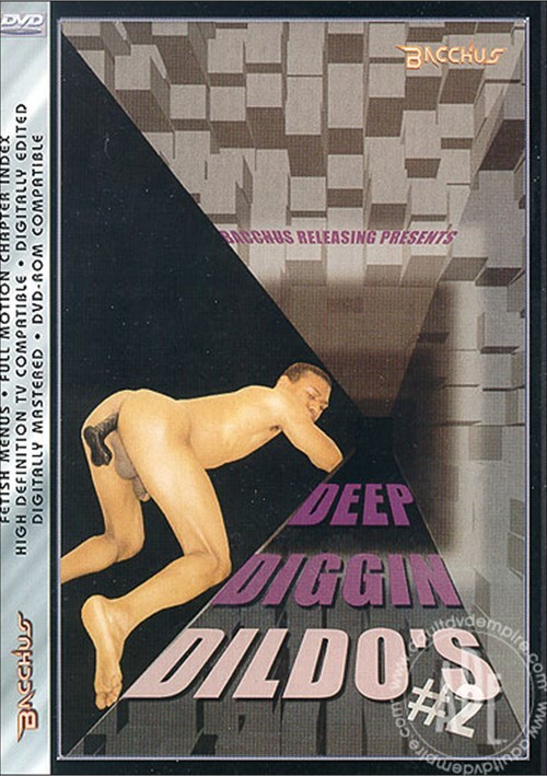 Deep Diggin Dildo's #2 Boxcover