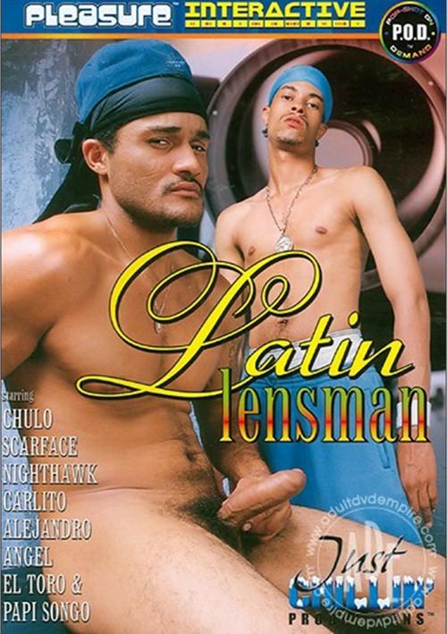 Latin Lensman Boxcover