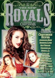 New Royals, The: Cheyenne Silver