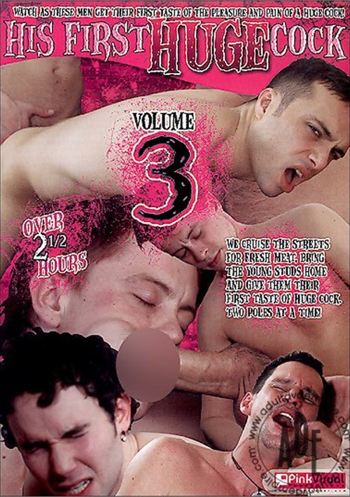 His First Huge Cock Vol. 3