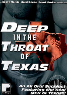 Deep In The Throat Of Texas Boxcover